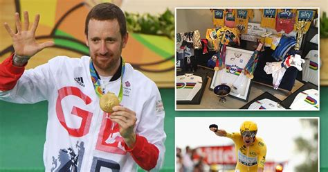 Sir Connery Announces Retirement by Olympic Legend Sir Bradley Wiggins Retires From Cycling