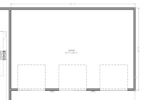 free 3 car garage plans garage plans 24 x 36 riversshed