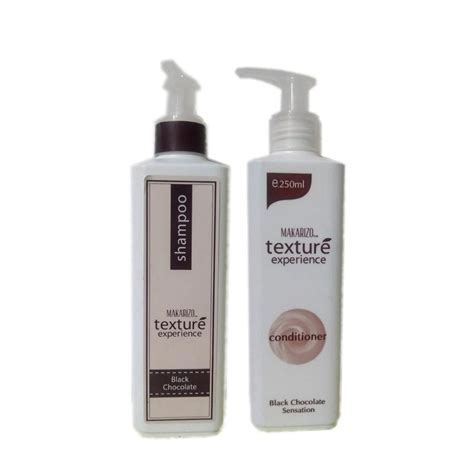 Harga Makarizo Black Chocolate makarizo hair texture shoo dan conditioner black