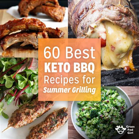 best bbq ideas keto low carb summer grilling recipes