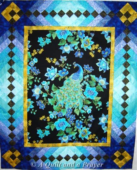 quilt pattern peacock a quilt and a prayer peacock quilt quilts pinterest