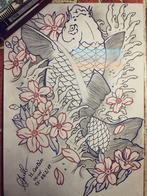 tattoo pez koi naranja 895 best ideas about kois on pinterest koi fish tattoo