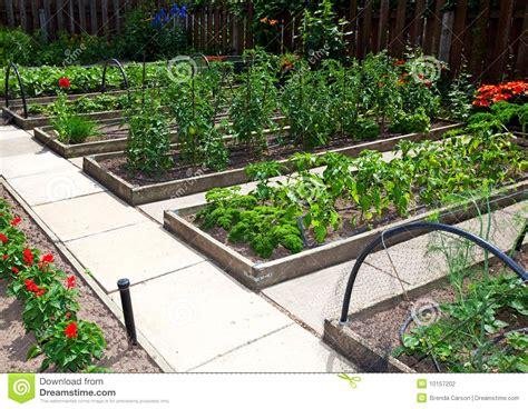 Raised Bed Vegetable Garden Dimensions The Garden Vegetable Garden Size
