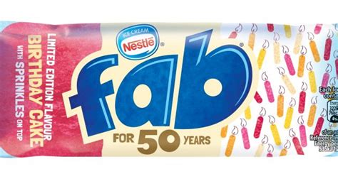 Fab Site Maxandchloecom 2 by Froneri Celebrates With Fab Birthday Cake Lolly