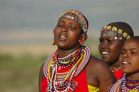 masai women masai women a photo from rift valley west trekearth