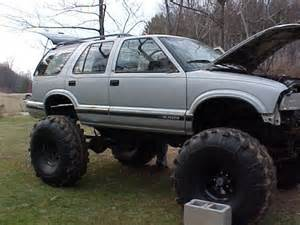 1996 chevy s10 blazer lifted