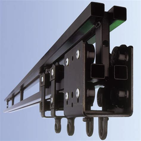 rail curtain hanging system pipe rail system for curtains and drapery bag baggage