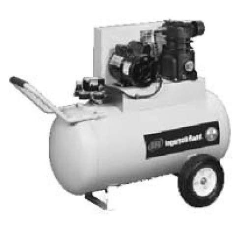Garage Mate Garage Mate Single Stage Air Compressor Ingersoll Rand