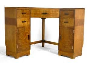 Corner Desk Maple Deco Corner Desk In Maple C1930 Antiques Atlas