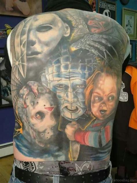 tattoo the movie 21 horror tattoos on back