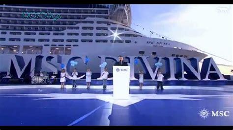 msc divina interni msc divina la nuova nave della flotta msc crociere