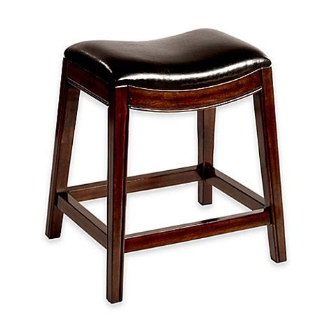 26 Inch Wood Counter Stools by Buy Kenton Wood 26 Inch Backless Counter Stool In Espresso
