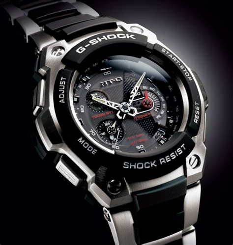 Jam Tangan Casio G Shock Wr20bar g shock mtg1100 1a the awesomer