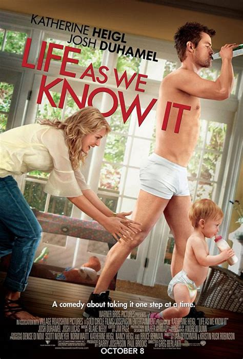 Life As We Know It 2010 Film The Film Stage Life As We Know It Movie Poster