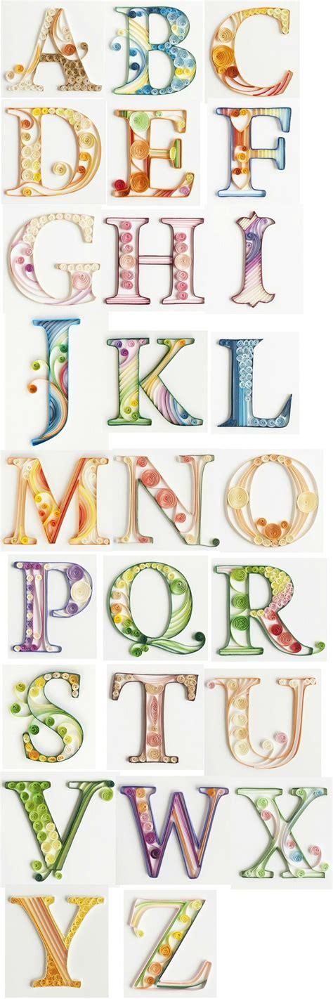 printable letters for quilling 024934b475561cdf4af674da1021f510 jpg 930 215 2 790 pixels