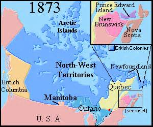 map of canada 1867 july 1 1867 dominion of canada is born