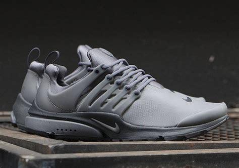 Nike Presto Utility Mid Grey nike air presto utility grey sneakernews
