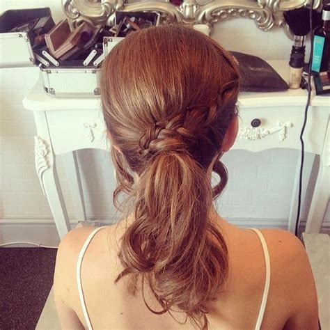 Wedding Guest Hairstyles For Hair 2014 by 20 Lovely Wedding Guest Hairstyles