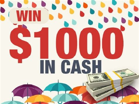 Today Great Cash Giveaway - 1 000 cash giveaway whole mom