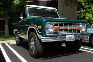 1977 ford bronco classic bronco s