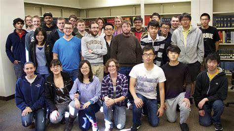 Purdue Mba International Applicangt by Purdue College Of Science Global Science Partners