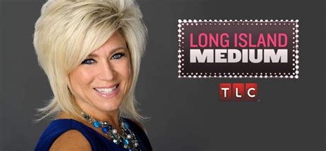 theresa caputo past lives theresa caputo live in louisville the voice tribune
