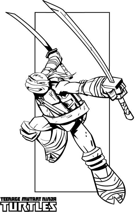ninja coloring pages momjunction teenage mutant ninja turtle coloring page magical minds