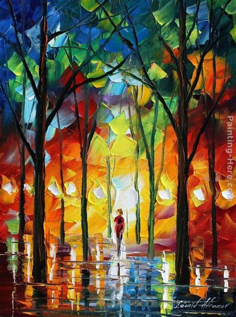 paint dream leonid afremov dream painting best paintings for sale