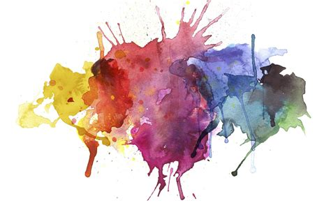 image gallery watercolour