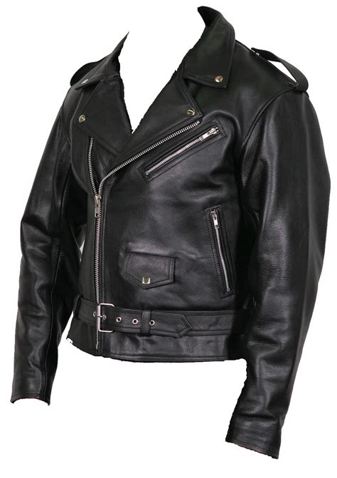 Leather Australia by Bikers Club Cruiser Leather Jacket Motorcycle