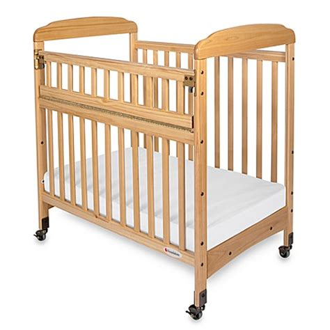 Foundations Baby Cribs Foundations 174 Serenity 174 Compact Safereach Clearview Crib Buybuy Baby