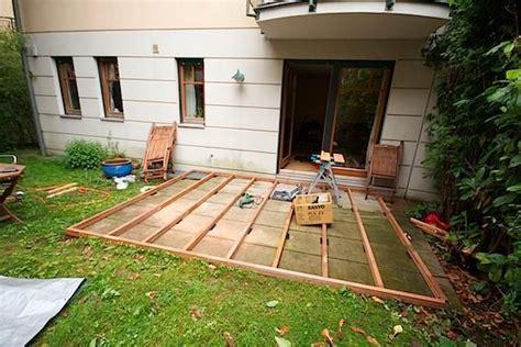 deck designs   building  deck   ground