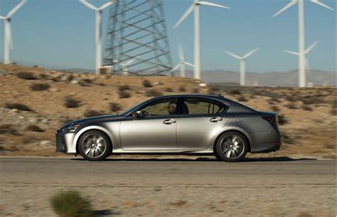 2016 lexus gs 200t four cylinder model joins hybrid v 6