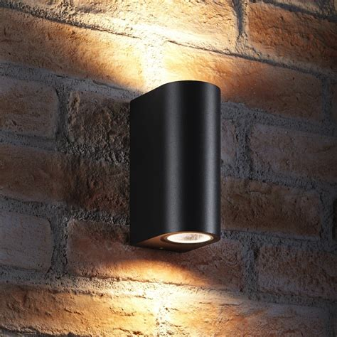 outdoor up lights auraglow 14w outdoor up wall light