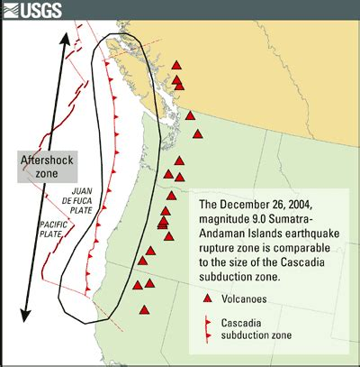 17 best ideas about cascadia subduction zone on pinterest tsunami news conference in menlo park ca puts usgs in