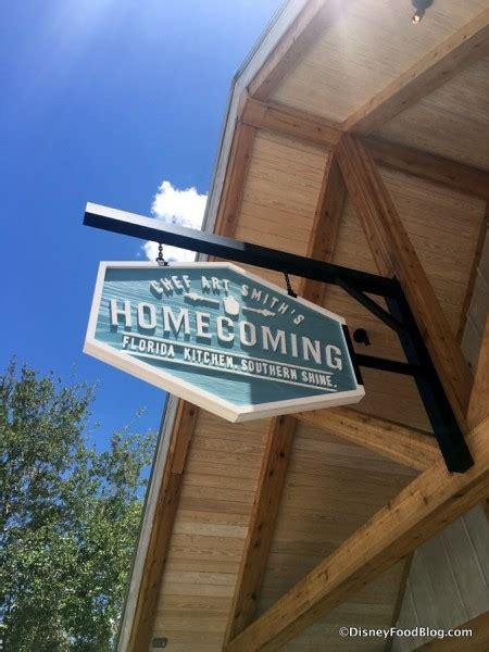 homecoming kitchen homecoming florida kitchen and southern shine the disney food blog