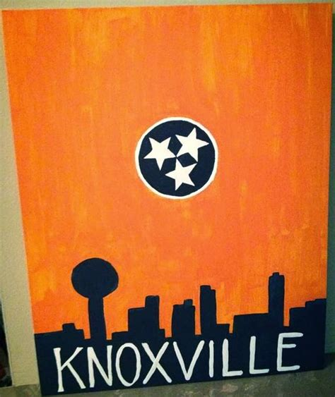 paint nite knoxville tennessee flag tennessee and flags on
