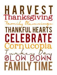 thanksgiving word art the robin s nest thanksgiving word art printable