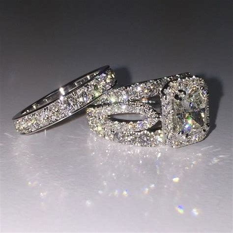 Wedding Ring Goals by Baddies Bar Beautiful Diamonds