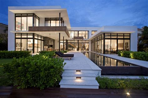 design house miami fl elegant modern home in golden beach florida