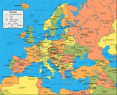 show me a map of can you show me a map of europe questions and answers