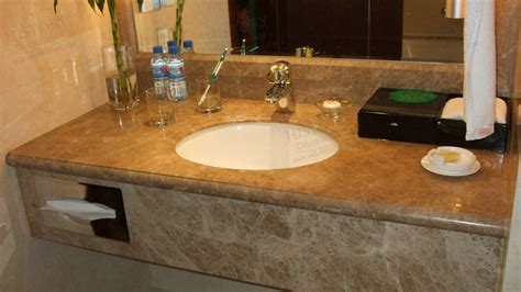 marble bathroom countertop imported light emperador marble bathroom countertop
