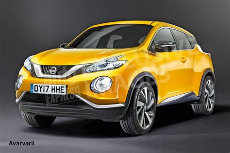 nissan juke 2018 next gen 2018 nissan juke to get 1l turbo petrol engine