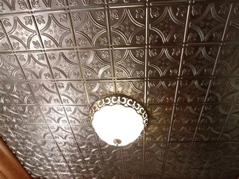 gallery of tin ceiling tiles from faux tin ceiling tiles