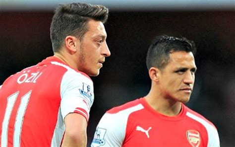 alexis sanchez vs ozil confirmed team news arsenal lineup with new signing