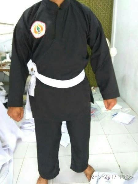 Pakaian Pencak Silat jual baju silat seragam pencaksilat ipsi pemula pakaian