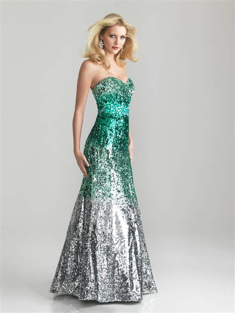 Sequined Prom Dress sequin prom dresses picture collection dressed up