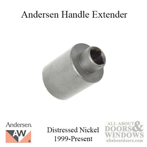 andersen door space between handle handle extender for andersen frenchwood 229 168 trim sets