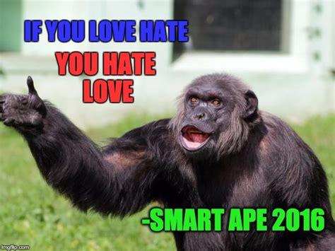 Monkey Meme Generator - angry supervisor monkey imgflip
