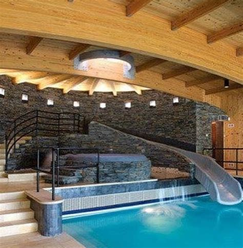 indoor swimming pool rooms indoor pool room my log cabin awwww someday